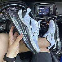 Кроссовки мужские Nike Air Max MX-720 818 White/Black. Стильные кроссовки Nike. ТОП КАЧЕСТВО!!! Реплика