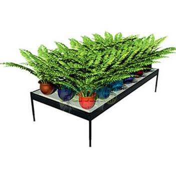 Екзпозитори для квітів, рослин