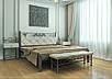 Полуторная кровать Стелла 140*200 «Металл-Дизайн» , фото 2