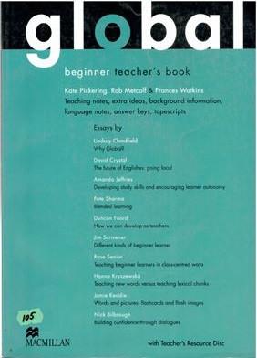 Global Beginner Teacher's Book with Teacher's Resource Disc