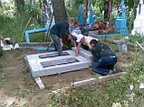 Консультація по встановленню пам'ятника Луцьк, фото 3