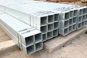 Алюминиевая труба 40 х 40 х 3 мм профильная квадратная, АД31Т (6060 Т6), фото 2