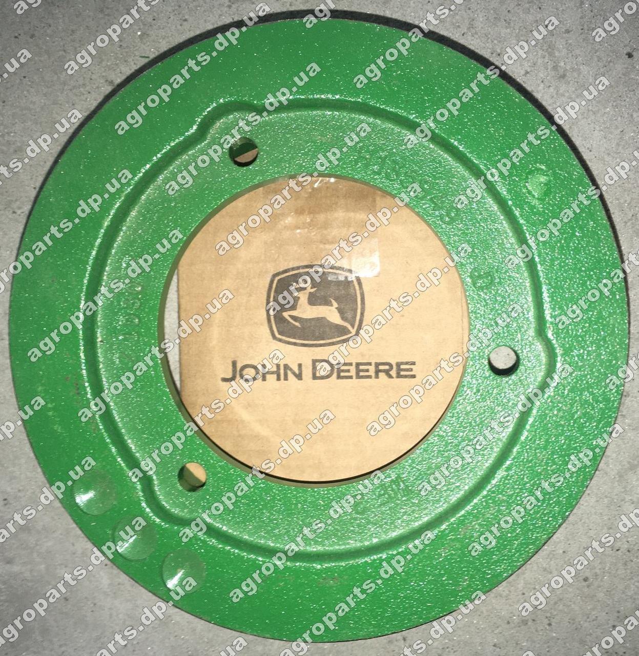 Шкив H135849 jd двух руч PULLEY John Deere SHEAVE-BEATER DRIVE, 217 EO запчасти Н135849