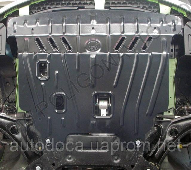 Защита картера двигателя и кпп Kia Venga  2010-