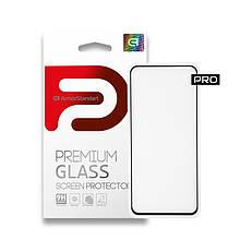 Защитное стекло Armorstandart Pro для Oppo A52 Black, 0.33mm (ARM56649-GPR-BK)