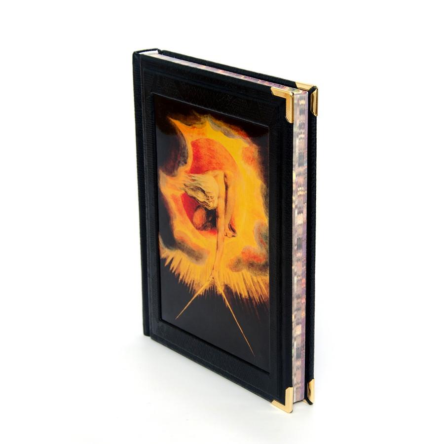"""Книга в шкіряній палітурці """"Енциклопедія розуму"""" (Мудрість тисячоліть)"""