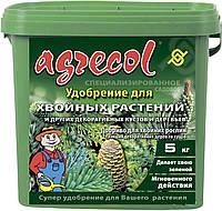 Agrecol (Агрикол) удобрения для хвойных растений 5 кг