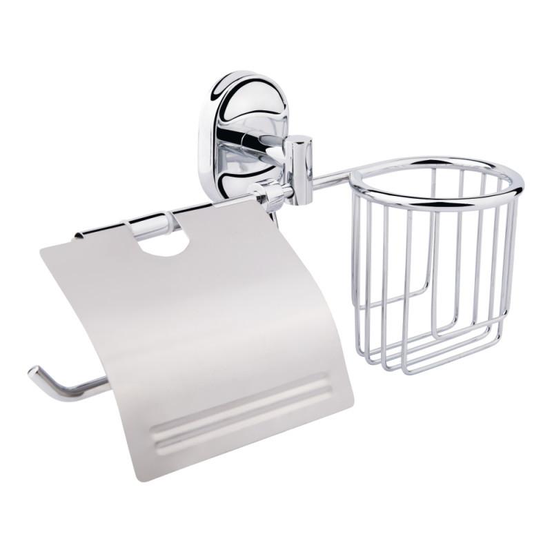 Держатель для туалетной бумаги Lidz (CRM)-113.03.02