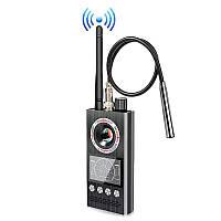 Детектор индикатор прослушки, беспроводных камер, магнитов, жучков, 1 МГц - 8 ГГц Protect K-68 Новинка 2020!