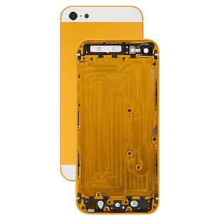 Корпус для iPhone 5, золотистый