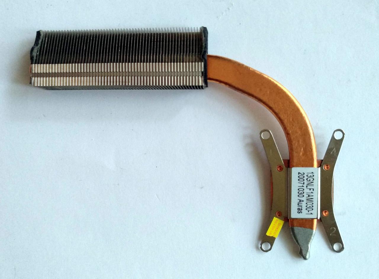 417 Радиатор Asus X50 F5 X59 Pro55 - 13GNLF1AM030-1 13GNLF1AM090-1 13GNLF1AM090-2