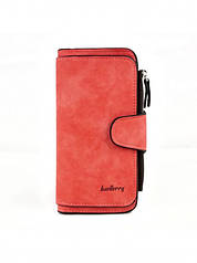 Женское портмоне Baellerry Forever (Красный)