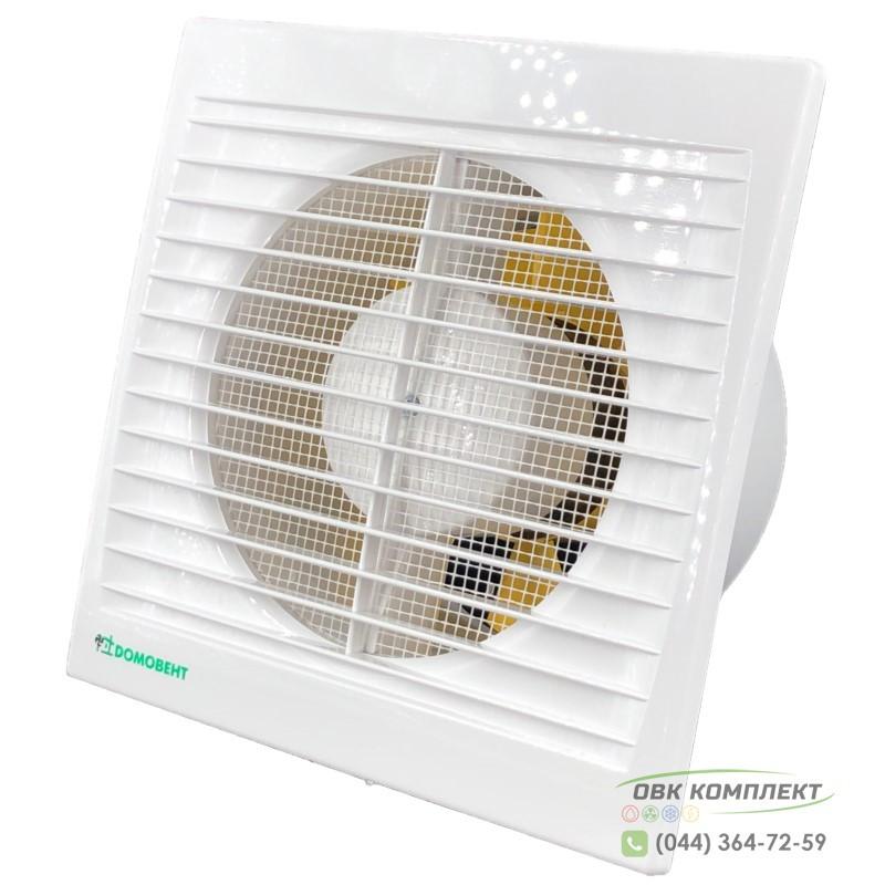 Вытяжной вентилятор Домовент 100 СВ Л