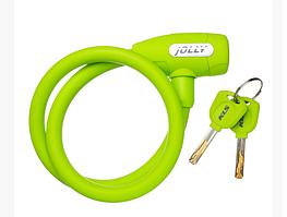 Велозамок KLS Jolly 12x650 Green