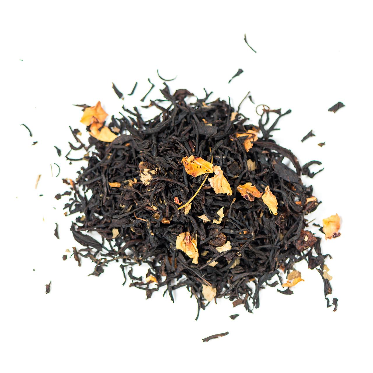 Чай чорний Полуничний десерт 1кг.