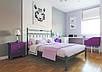 Двоспальне ліжко Тіффані 160*200/180*200 «Метал-Дизайн», фото 2
