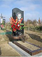 Виготовлення фундаментів під пам'ятники у Луцьку, фото 1
