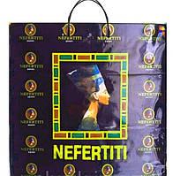 """Ламинированный пакет """"Нифертити""""  Пластиковые ручки , 50 штук - упаковка"""