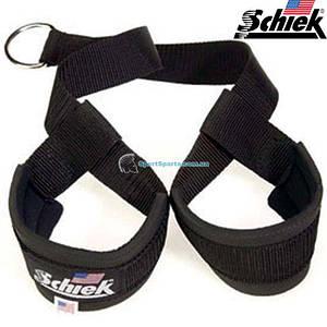 Блочная тяга для трицепса и пресса SCHIEK Ab Strap 1400 (пара)