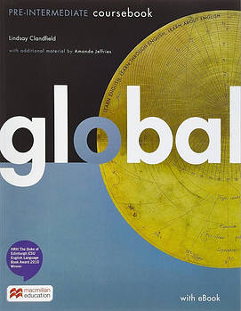 Global Pre-Intermediate Coursebook with eBook
