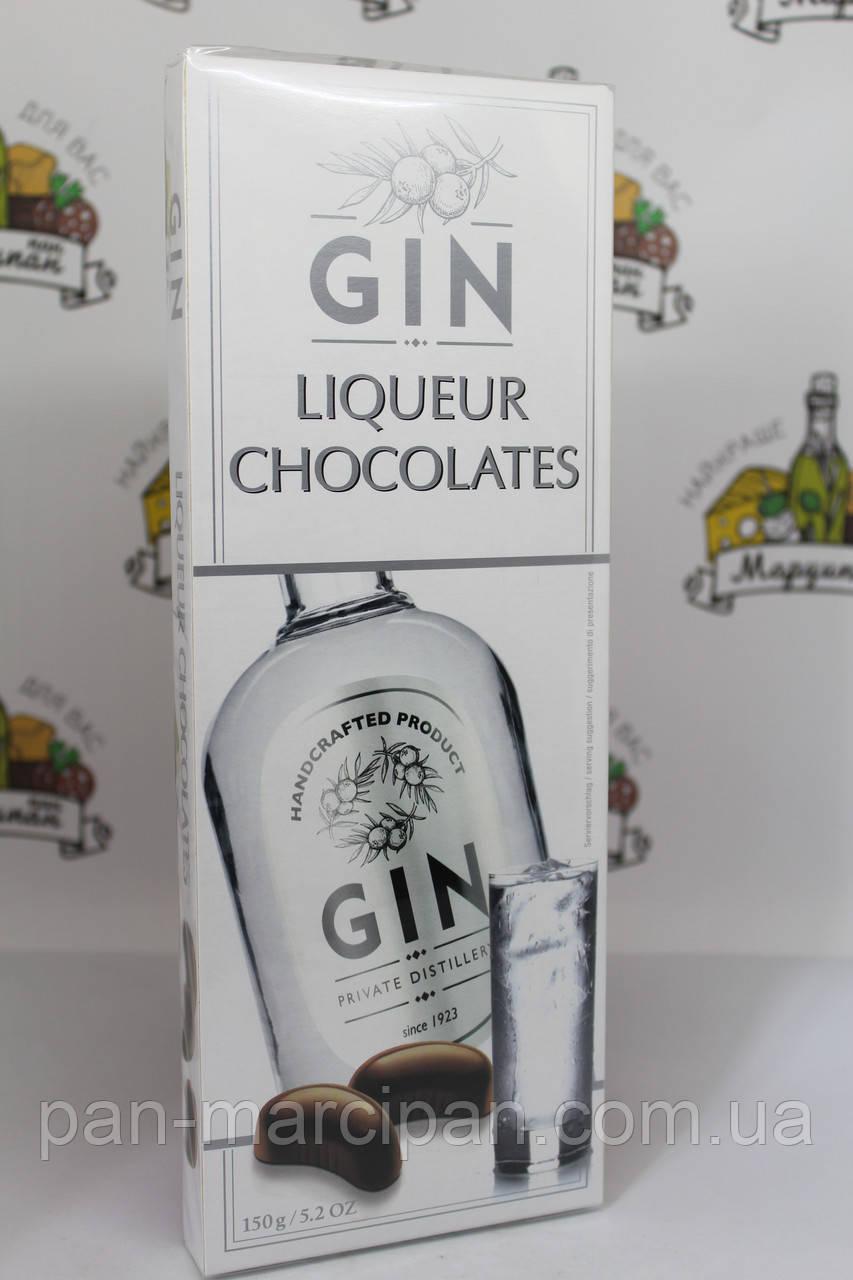 Цукерки Doulton Liqueur Chocolates Gin 150 г