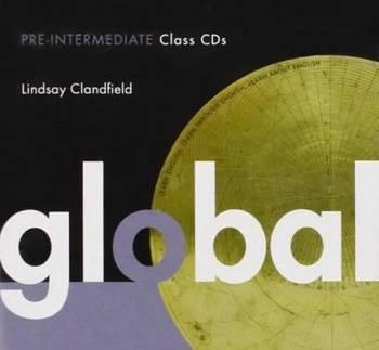 Global Pre-Intermediate Class Audio CD