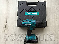 ✔️ Шуруповерт аккумуляторный Makita DF332D | 18V | в кейсе, фото 3