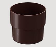 Муфты трубы соединительная Docke Standart Темно-коричневый
