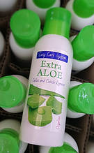 Extra Aloe vera 100 ml - 1 шт., Біогель з екстрактом алое віра для необрізного манікюру та педикюру