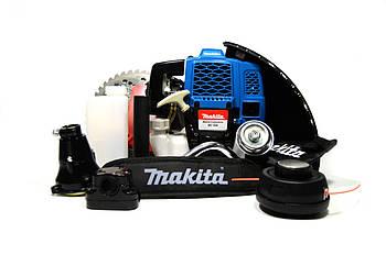 Мотокоса бензиновая Makita ВС 526 улучшенная( Бензокоса Макита 526) 5.2 кВт(широкая комплектация)