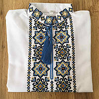 Вишита сорочка вишиванка для хлопчика, фото 1