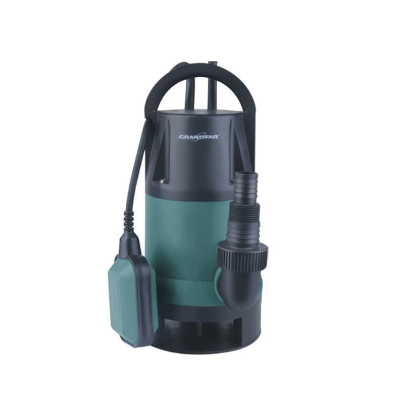Дренажний насос для брудної води (з поплавк. вимк.) 550Вт GRANDFAR GP550F (GF1075)