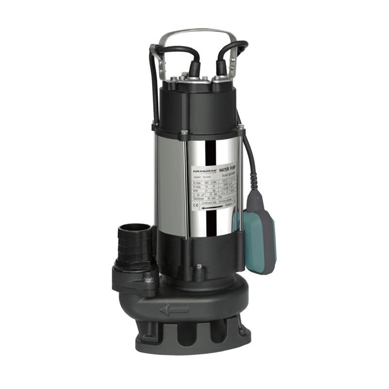 Каналізаційний насос для брудної води (з поплавк. вимк.) 450Вт GRANDFAR GV450F (GF1095)