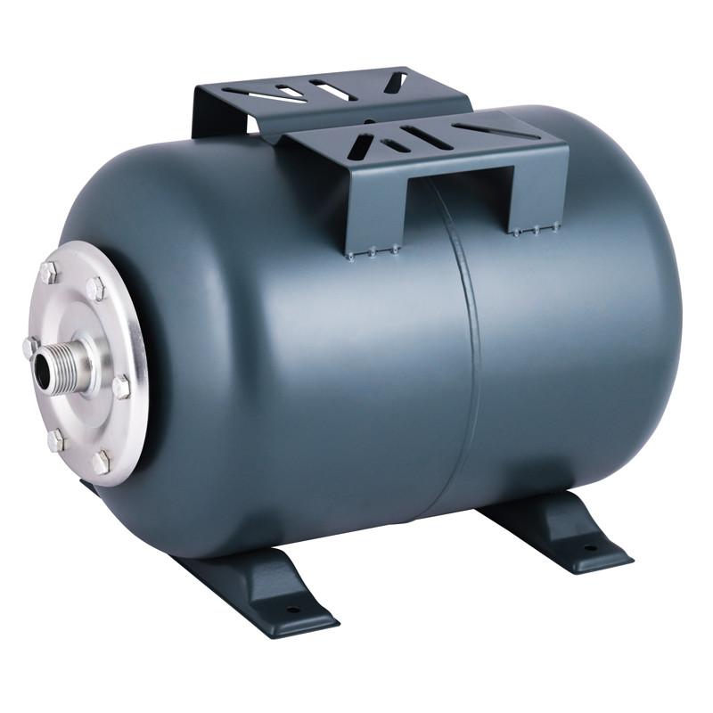 Гидроаккумулятор для насосных станций горизонтальный (24 л) GRANDFAR (GF1157)