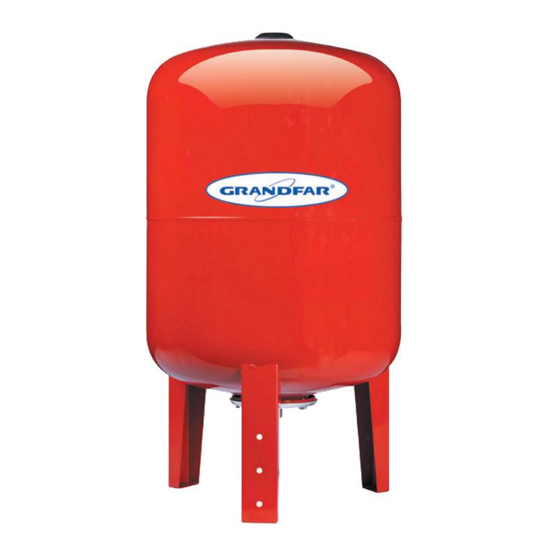Гидроаккумулятор для насосных станций вертикальный (50 л) GRANDFAR (GF1159)