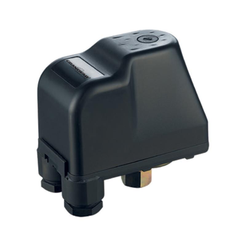 Реле тиску механічне (з внутр. різьбленням 1/4) GRANDFAR GF-E (c каб. і виделкою) (GF1144)