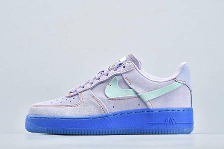 """Кросівки Nike Air Force 1 Low LX """"Бузкові"""", фото 2"""
