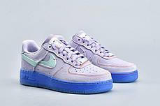 """Кросівки Nike Air Force 1 Low LX """"Бузкові"""", фото 3"""