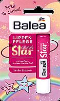 Гигиеническая губная помада бальзам для детей 1 шт. Balea Shining Star