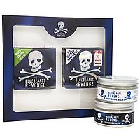 Мужской набор для бритья Shaving Cream & Post-Shave Kit new Bluebeards Revenge