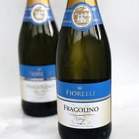 Настоящее итальянское Fragolino