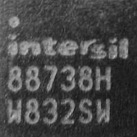 Микросхема Intersil ISL88738HRTZ (88738H)