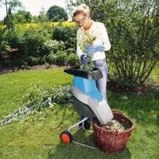 Измельчители садовые