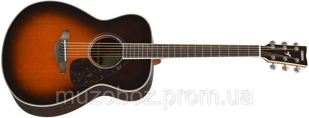 Акустическая гитара Yamaha FS830 (TBS)