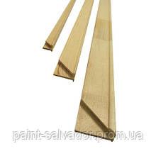 Планка для подрамника 100 см 55х18 Украина