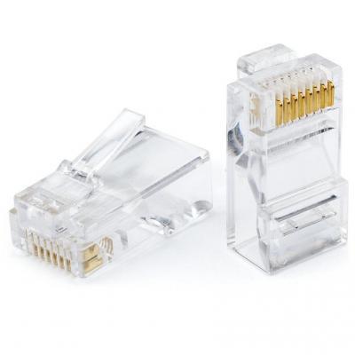 atcom Коннектор Atcom RJ45 cat.5e UTP 8p8c * 1000 (7943) 7943 230990-01-СТ