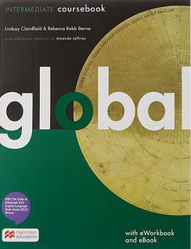 Global Intermediate Coursebook with eBook