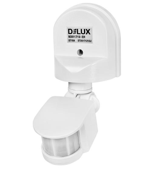 Датчик движения DeLux ST10A 180° белый