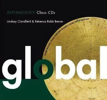 Global Intermediate Class Audio CD