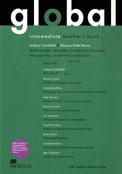 Global Intermediate Teacher's Book with Teacher's Resource Disc